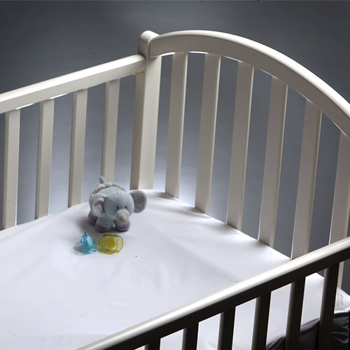 SecureSleep Bed Bug Crib Mattress Cover