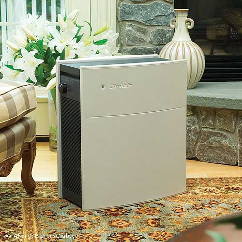Blueair 403 Air Purifier with HEPASilent Filter
