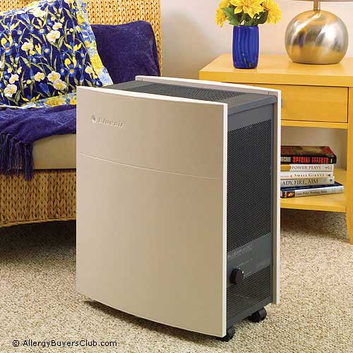 Blueair 503 Air Purifier with HEPASilent Filters