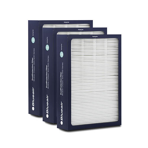 Blueair 500 and 600 Series DualProtection Filter