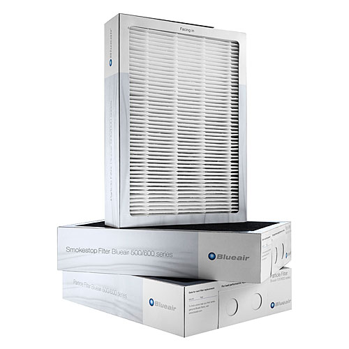 Blueair 500/600 Series GO SmokeStop Filter Set - Auto Renewal Kit