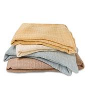 BedVoyage Rayon Viscose Bamboo Throw Blanket