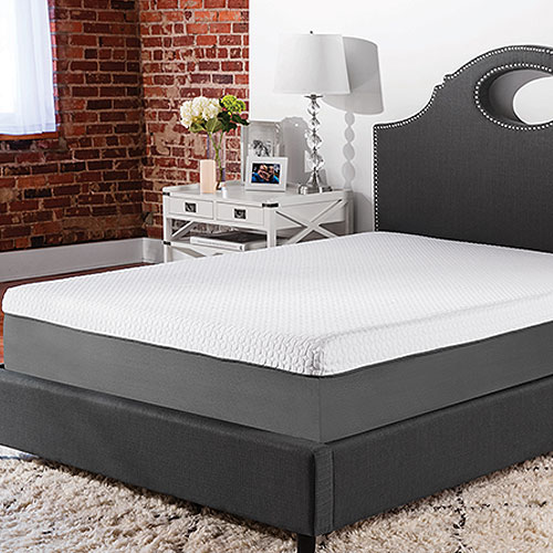 CleanRest 10-Inch Firm Memory Foam Mattresses