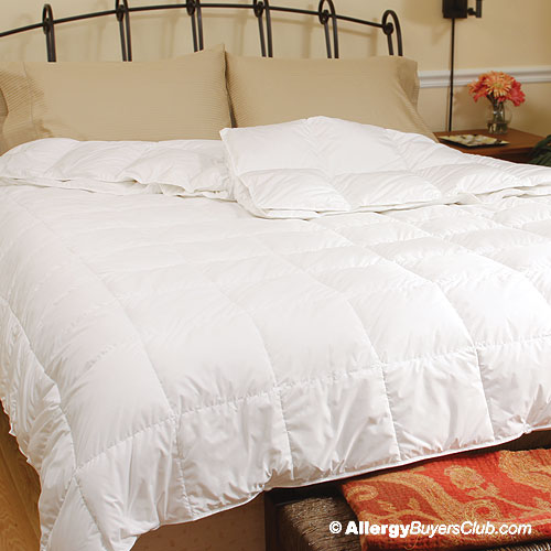 cozy down 3in1 hybrid down comforter