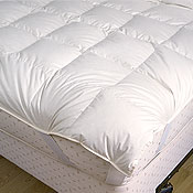 Cozy Down Mattress Pads