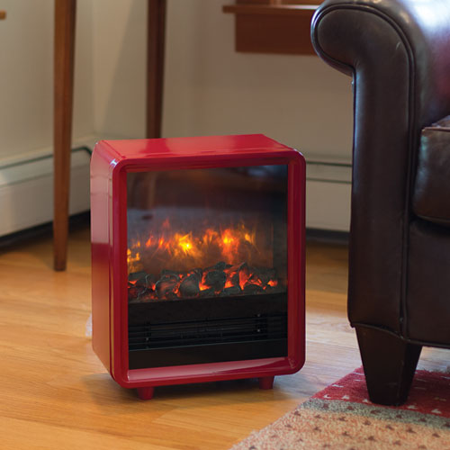 This handsomely-designed fireplace space heater is well suited for any room that needs some extra warmth and ambiance. Read customer and expert ratings and reviews.