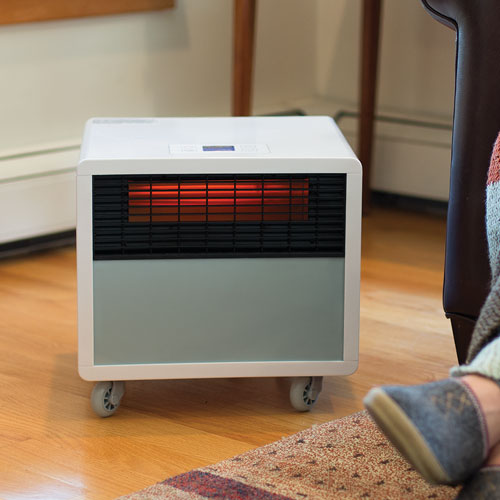 Smart Wifi Enabled Infrared Space Heaters