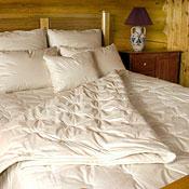 Crescent Moon Alpaca  Wool Comforters