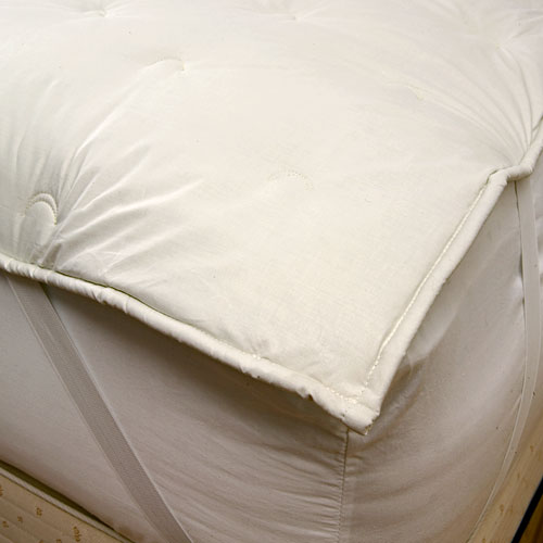 care of to protect your alpaca wool mattress pad