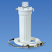 Imperial Under Sink Water Filter with CeraUltra Filter