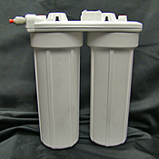 Imperial Twin Under Sink Water Filter