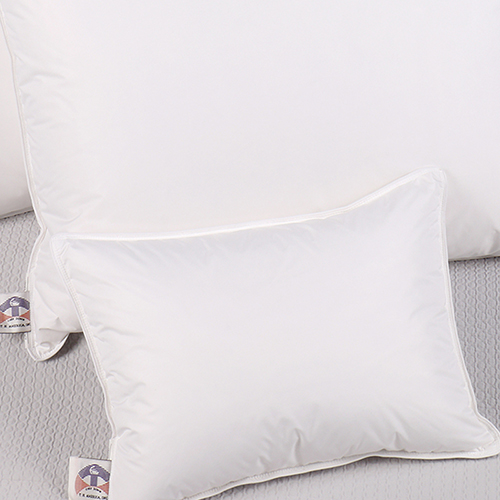 Cozy Down Deluxe Plush Down Bed Pillow