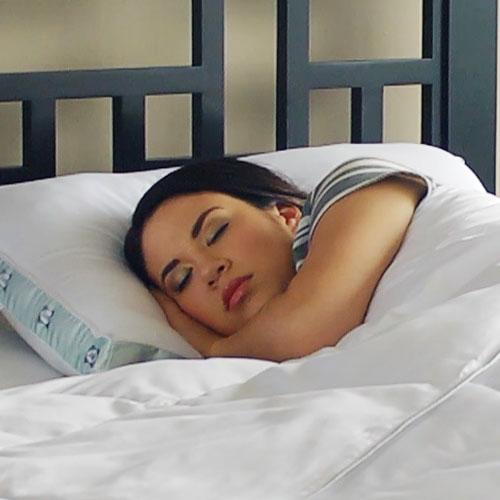 Sealy Medium-Density Pillow Twin Pack