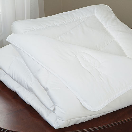 Downtown Company Luxury Natural Comforter - Year Round