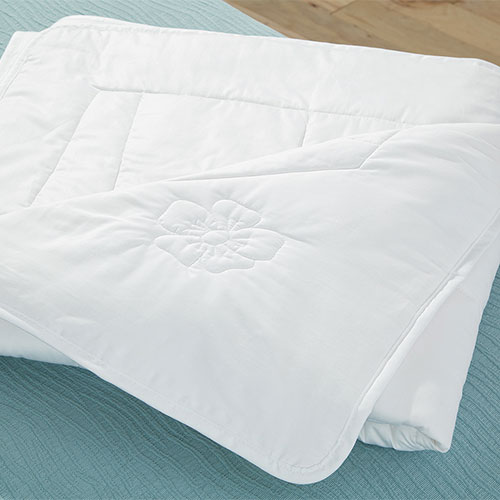 Downtown Company Luxury Natural  Comforter - Summer Weight