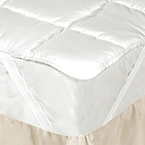 Hypoallergenic Silk Mattress Pads