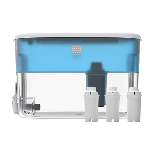 Drinkpod Alkaline Water Filter Dispenser, 2.5 Gallon
