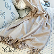 Yala® Silk Fleece Throw