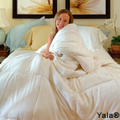 Yala Luxury Silk Filled Comforters