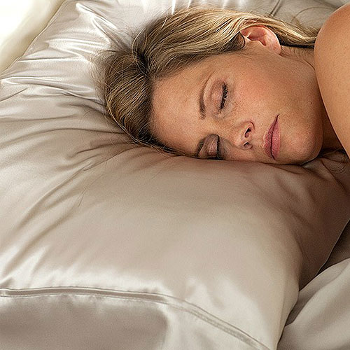 Yala® Silk Charmeuse Pillowcases
