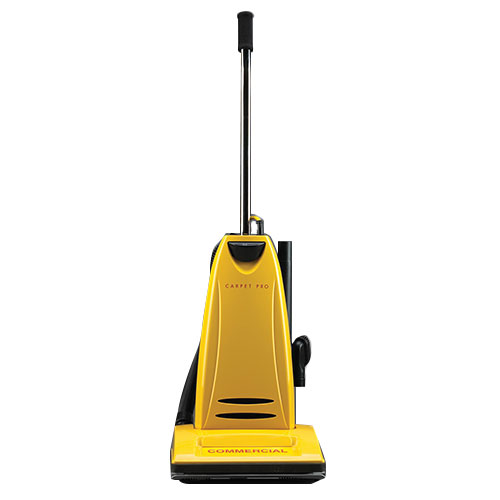 Carpet Pro CPU2T Commercial Upright Vacuum Cleaner