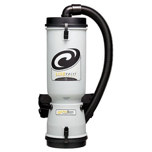 ProTeam LineVacer HEPA ULPA Backpack Vacuum