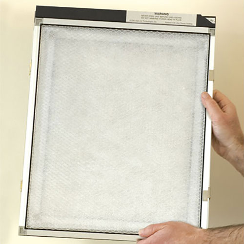 envirosept electronic furnace filter air cleaner system - Air Conditioner Filters