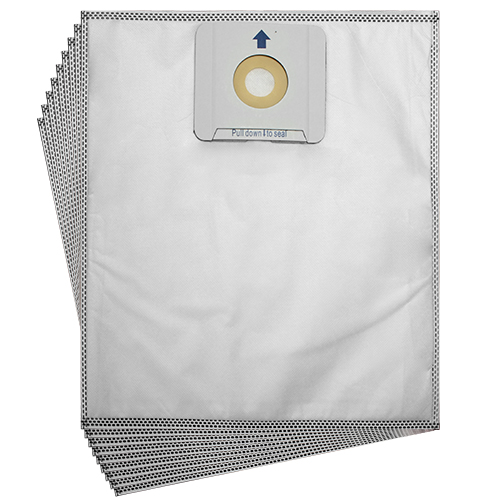 Veridian DeepClean Pet Vacuum Replacement Cloth Vacuum Bags - Set of 9