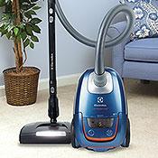 Electrolux UltraSilencer EL7063A Vacuum