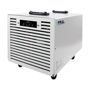 Fral FDK54 Dehumidifier with FREE QuietPure Whisper HEPA Tower Air Purifier by Aerus