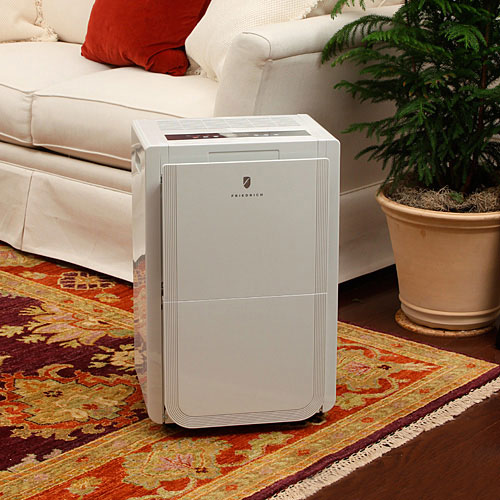 Friedrich D50BPA 50 Pint Dehumidifiers with Built-In Pump