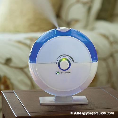 pureguardian™ H1010 Ultrasonic Humidifier