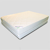 "Extra-Firm 9"" Organic Natural Latex Mattresses by Healthy Choice"