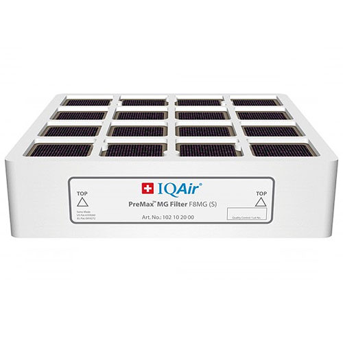 IQAir Compact Plus Combination Gas & Pre-Filter