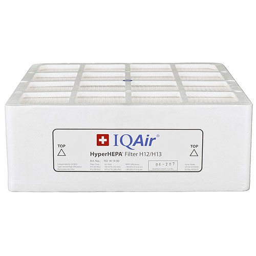 IQAir Cleanroom H13 Anti-microbial HyperHEPA Filter