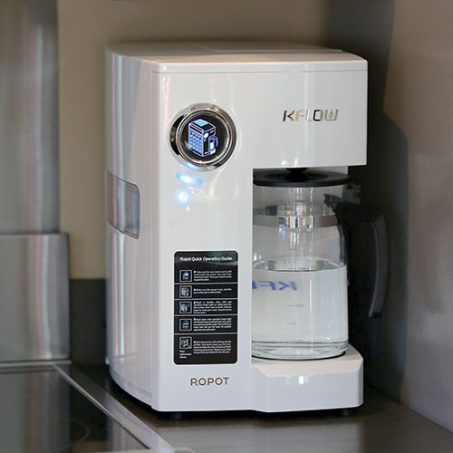 KFlow Countertop Reverse Osmosis Water Purifier