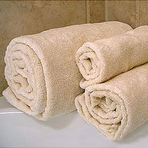Kumi Kookoon Silk Terry Towels