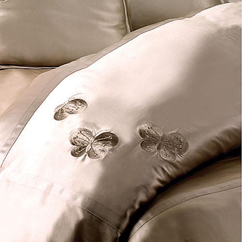 Kumi Kookoon Silk Butterfly Duvet Cover