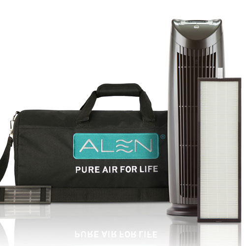 Alen T500 Traveler Air Purifier