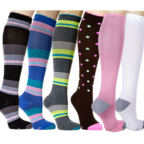 Lily Trotters® Compression Socks