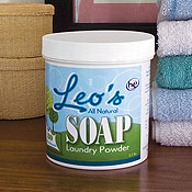 Leos All Natural Laundry Soap