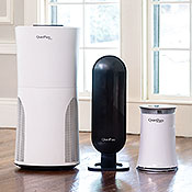 QuietPure Home, Tower & Whisper Whole House Air Purifiers Bundle by Aerus