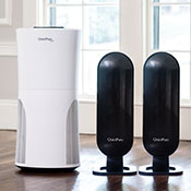 QuietPure Whole House Tower Air Purifiers Bundle by Aerus
