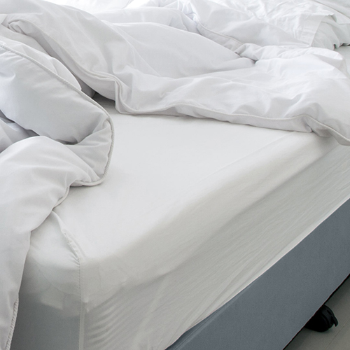 Hotel Plush Cooling Mattress Pad