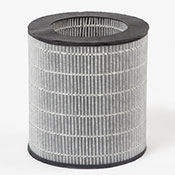 QuietPure Whisper Bedroom Air Purifier Replacement HEPA Filter