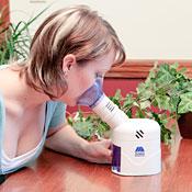 Mabis Steam Inhaler Facial Mask