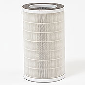 QuietPure Home+ Replacement Combo HEPA Carbon Filter Cartridge