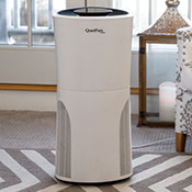QuietPure Home+ Smoke Air Purifier with FREE QuietPure Whisper Air Purifier by Aerus