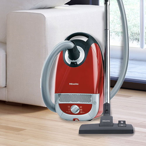 Miele Complete C2 Limited Edition Hard Floor Canister Vacuum Cleaner
