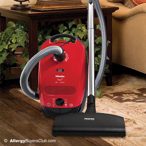 Miele Classic C1 Titan  Vacuum Cleaner